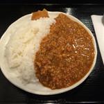 南蛮食堂 - キーマカレーミニ