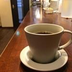 カレーハウス林 - コーヒー