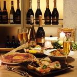 ロジック - 料理写真:40種テーブルオーダーバイキング♪