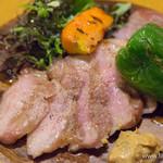 モンリコ - イベリコ豚肩ロースの炭火焼【2016年1月】