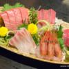 ウオツネ - 料理写真:お刺身盛合 6点盛【2016年1月】
