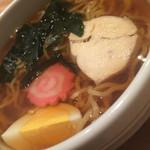 焼肉 おうじゅう - 料理写真:ミニラーメン