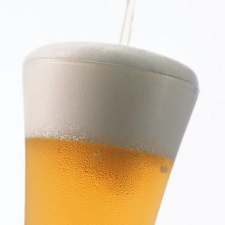 ◆生ビールも主役!キリン一番搾りが毎日450円で楽しめます!