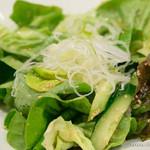 焼肉 房家 - 房家サラダ【2016年1月】