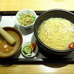 純正コラーゲンスープ店 - 麺セット