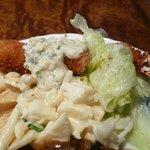 レストラン艸葉 - 海老フライ