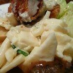 レストラン艸葉 - リンゴのサラダ