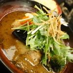 ゆず屋 - チキンベジスープ