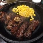 いきなりステーキ - 料理写真:夜のいきなり