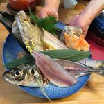 駒草 - 美味い料理は厳選食材と熟練の技から紡ぎ出されていました