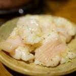 亀戸ホルモン - 2016.4 シマ腸(670円)