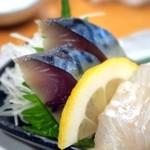 魚いち - しめ鯖&鯛