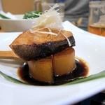 魚いち - 本日の煮魚¥680