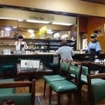 エビアンコーヒー - 店内