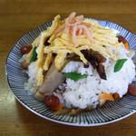 丸福食堂 - 料理写真:ちらし寿司