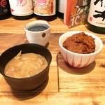 ハナキチルーム - 豚汁とカレー…食べ放題