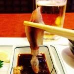 ととろ - 生姜醤油でツルっと一口で食べちゃう!!