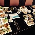 レストラン&バー「SKY J」 JRタワーホテル日航札幌 - ゆったりな席