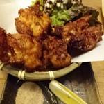 鶏玄 - じゅーしー唐揚げ