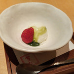 菜な - デザート