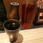 本町製麺所 本店 - お茶はルイボスティ