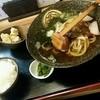 酒楽 - 料理写真:肉うどん定食