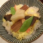 49603389 - 蒸し寿司