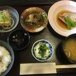 小太郎 - 鯛の煮付けランチ