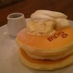 49604142 - ハーフサイズのパンケーキ