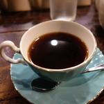 自家焙煎珈琲 凡 - ブレンドコーヒー
