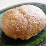 墨繪パン - ベーコンパン