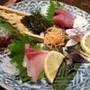 ども安 - 料理写真:刺身盛り