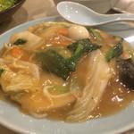 大味 - 中華丼(720円)スープ付