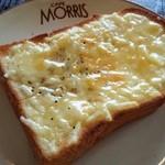 カフェ モーリス - はちみつチーズトースト