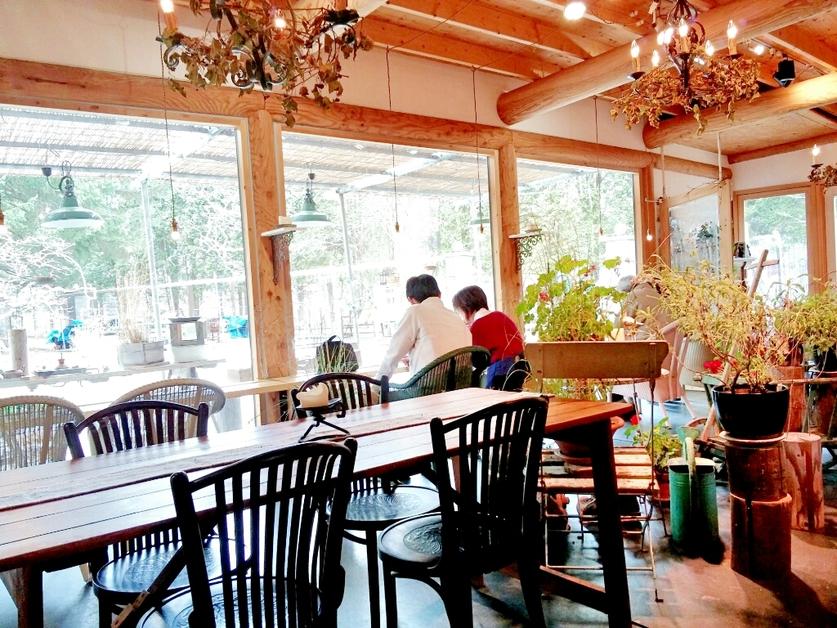ミオン ガーデンカフェ