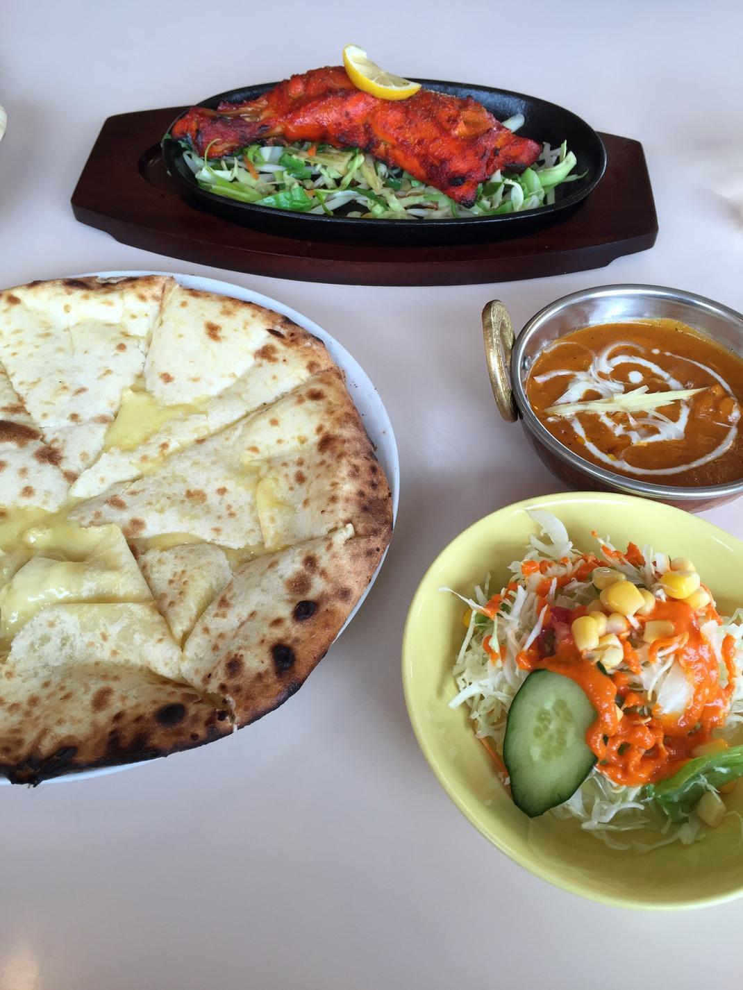 インド料理ナンハウス