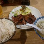 49612180 - 牛タン焼定食(中)