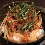 藤堂 - 焔飯