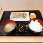 49614611 - 餃子定食