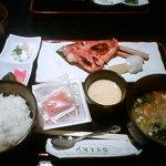 4962963 - 焼き魚定食(800円)