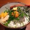 梅月 - 料理写真:生しらす丼