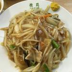 中華食堂 桂苑 - 小樽名物☆あんかけ焼きそば