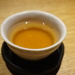 焼鳥 市松 - お茶