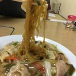 中華料理 揚子江 - 炒麺700円