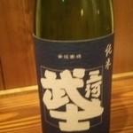 49622732 - 岡崎の丸石醸造  純米  三河武士