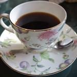さらの木 - (2016/2月)朝食のコーヒー