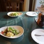 さらの木 - (2016/2月)朝食のテーブル