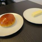 東洋軒 - 28年4月 ミルクパン