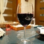 さらの木 - (2016/2月)夕食で追加した赤ワイン