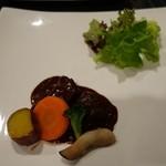 さらの木 - (2016/2月)夕食の牛肉料理
